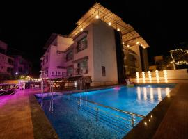 Aureole Mrida - A Boutique Hotel, hotel in Lonavala