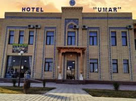 Hotel UMAR, hotel en Khiva