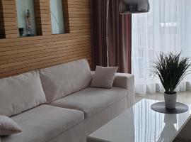 Nomuojami apartamentai 600m iki juros, viešbutis Šventojoje