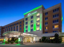 Holiday Inn Oklahoma City Airport, hotel near Will Rogers World Airport - OKC, Oklahoma City