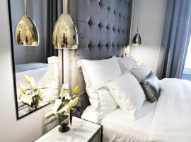 MINT Boutique Studio Apartments I, hotel near Mimara Museum, Zagreb