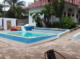 Vuai bungalow, hotel in Kiwengwa