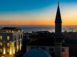 İnterstar Hotel, hotel near Column of Constantine, Istanbul