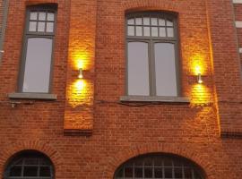 B&B Heart Of Bruges, hôtel à Bruges près de: Gare de Bruges
