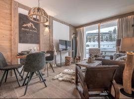 Appartement dans Résidence Phoenix au cœur de Courchevel village, hotel in Saint-Bon-Tarentaise