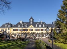 TOP Jagdschloss Hotel Niederwald, hotel in Rüdesheim am Rhein