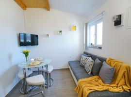 G&B apartments, hotel near St. Peter's Church, Zadar