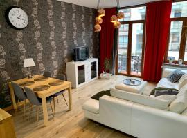 Grand Appartement Jourdan EU, pet-friendly hotel in Brussels