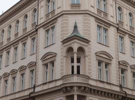 The Palace Suites and Apartments, hotel in zona Centro Congressi di Praga, Praga