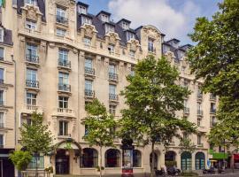 Holiday Inn Paris Gare de Lyon Bastille, an IHG Hotel, hôtel à Paris près de: Gare de Lyon