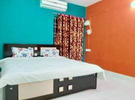 Magizl Hotel Rooms, hôtel à Chennai près de: Aéroport international de Chennai - MAA