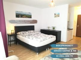 Italian styled apartment central Mannheim, self-catering accommodation in Mannheim