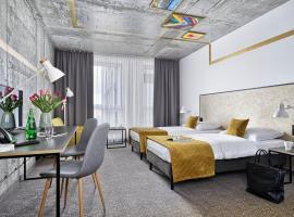 Hotel Arche Geologiczna – hotel w pobliżu miejsca Lotnisko Chopina w Warszawie - WAW