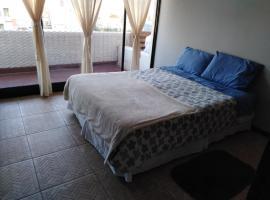 Barrio Universitario, habitación en casa particular en Santiago