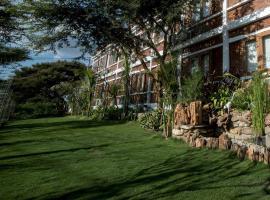 Bagan Vertex Hotel, hotel din Bagan