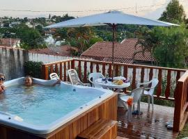 Pousada Suítes Águas de São Pedro, hotel perto de Parque Aquático, Águas de São Pedro