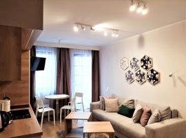Apartament Witka, accessible hotel in Świnoujście