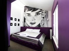 Краски Отель