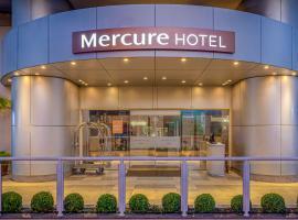 Mercure São Paulo Nações Unidas, hotel near Credicard Hall, São Paulo