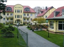Pension 'Haus am Kölpinsee', Hotel in Waren (Müritz)