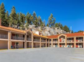 Quality Inn Keystone near Mount Rushmore, hotel in Keystone
