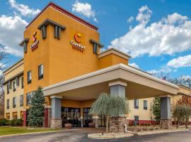 Comfort Suites South Elkhart, hotel in Elkhart