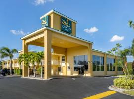 Quality Inn Bradenton North I-75, hotel in Bradenton