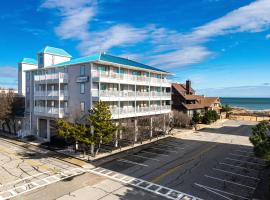Marylander Condominiums, 90 steps from the beach, serviced apartment in Ocean City