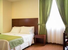 Hotel Nubes Verdes, hotel in Ipiales