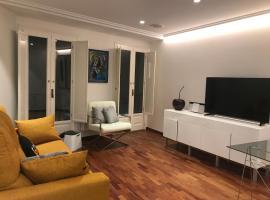LUXURY DescansoTERMAL, apartamento en Ourense