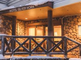 Silverhorn, hotel in Myoko
