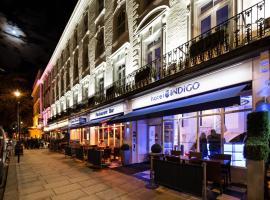 Hotel Indigo London Paddington Hyde Park, hotel in Paddington, London