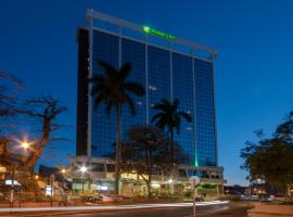 Holiday Inn San Jose Aurola, hotel near San José Central Market, San José