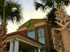 Holiday Inn Express and Suites North Charleston, boutique hotel in Charleston