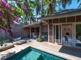 Villas Edenia, hotel near Sunset Point, Gili Trawangan