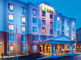 Holiday Inn Express Staten Island West, an IHG Hotel, hotel a Staten Island