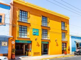 Happy Express Hotel, hotel in Oaxaca City