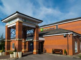 Holiday Inn Express Manchester East, an IHG Hotel, hotel in Manchester