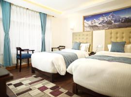 Satkar Hotel and Spa, отель в Катманду