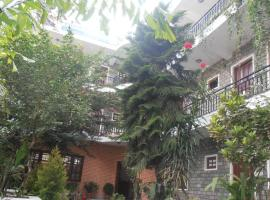 The Third Eye Inn, hotel in Pokhara