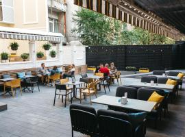 Discovery Hotel, hotel near The Cathedral of St. George, Lviv
