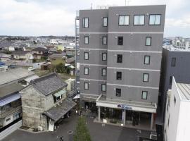 HOTEL SOSHA、Ishiokaのホテル