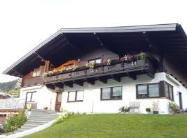 Appartement Leh, hotel in Annaberg im Lammertal