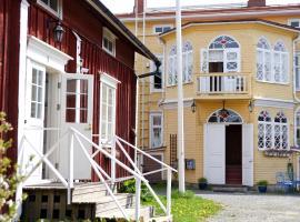 Hotelli Krepelin, huoneisto kohteessa Kristiinankaupunki