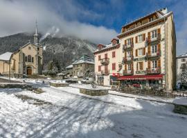 Hotel Le Chamonix, hotel near Planards, Chamonix