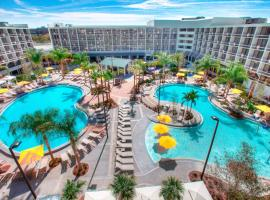Sheraton Orlando Lake Buena Vista Resort Near Disney Springs, hotel in Orlando