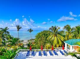 Ocean Front Hostel & Resort Viking Hill at Love Beach, hotel near Lynden Pindling International Airport - NAS,