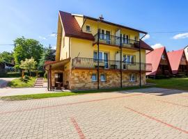 POKOJE u JÓZKA – hotel w Polańczyku