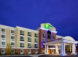 Holiday Inn Express & Suites Niagara Falls, hotel in Niagara Falls