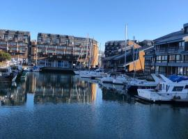 Grande Marina Vue Port, apartment in Deauville